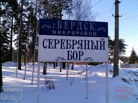 Продажа участка, Бердск, Серебрянный бор - Фото 4