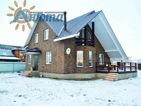 Обжитой коттедж близ деревни Машково Жуковского района Калужской облас - Фото 2