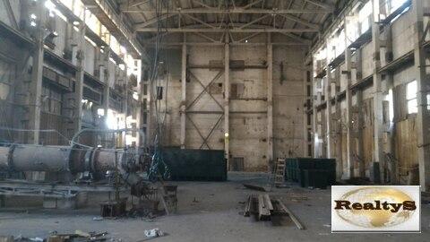 Производственное помещение 1380м2 кран-балка 10тонн - Фото 1
