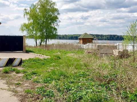 Участок 6 сот в д. Хотебцово, Озернинское водохранилище 280 м - Фото 1