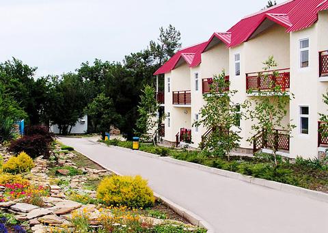 Пансионат на Берегу Черного Моря, 178 номеров, 52 000 кв.м, рестораны - Фото 5