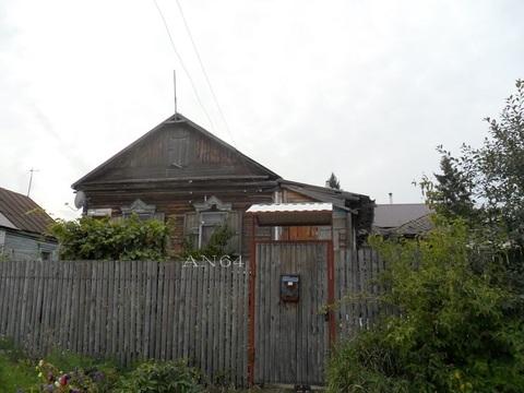 Продам деревянный дом в Заводском районе /магазин Волга - Фото 1