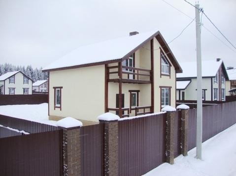 Продаётся новый коттедж 157 кв.м в пос. Подосинки - 35 км. от МКАД . - Фото 4