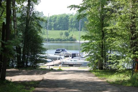 Яхт-клуб на берегу Пироговского водохранилища Ульянково - Фото 2