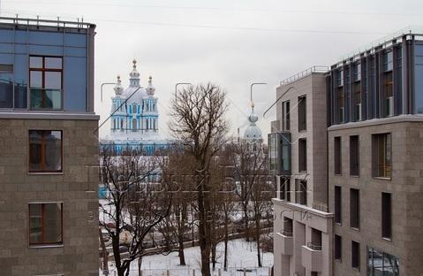 Аренда квартиры, м. Чернышевская, Ул. Смольного - Фото 1