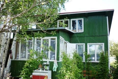 Дом 40 кв.м в СНТ «труд» в Сергиев Посаде. - Фото 1
