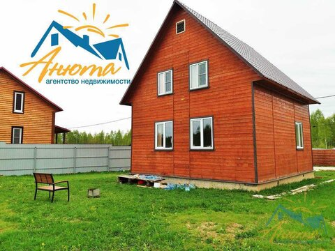 Новый обустроенный дом в коттеджном поселке новое рябцево . - Фото 1