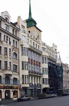 Продажа прав аренды помещения, метро Горьковская. - Фото 1