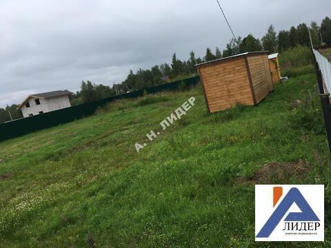 Земельный участок, в Павлово-Посадском р-не, г. Электрогорск, СНТ Пче - Фото 3