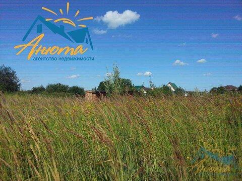 Участок в деревне Лучны Боровского района - Фото 5