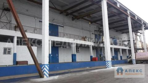 Аренда помещения пл. 930 м2 под склад, м. Волгоградский проспект в . - Фото 1