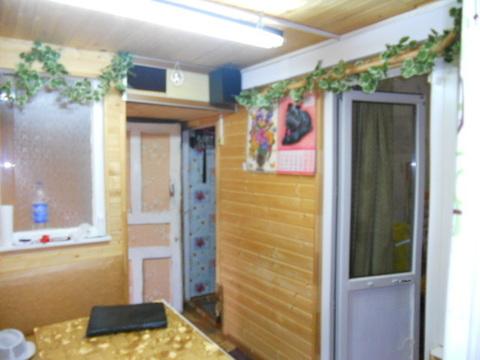 Продается 2-комнатная квартира в 1-деревянном доме, в г. Кашира, ул. К - Фото 3