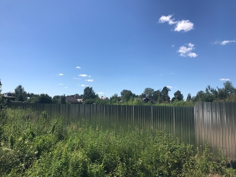 Зем. участок 13,5 соток село Новое ИЖС - Фото 2