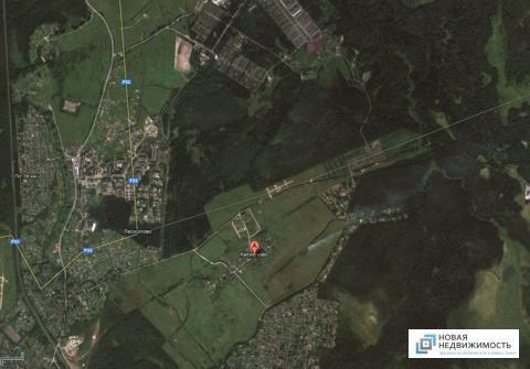 Земля 2.5 га в Лесколово - Фото 2