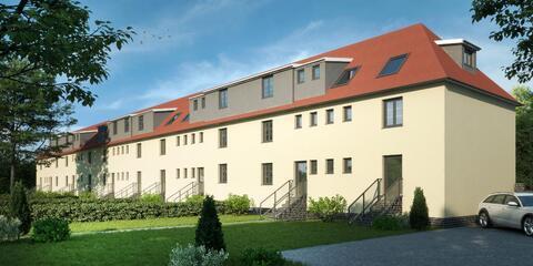 Продаётся жилой комплекс под санацию в Германии.