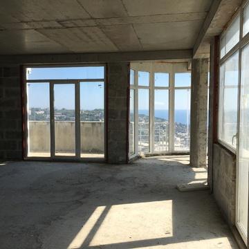 3-комн. квартира, 125 м2 в Ялте с видом на море и горы - Фото 4