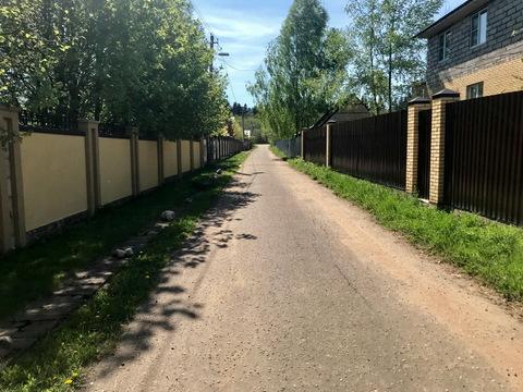 Земельный участок 10 соток под ИЖС в пос. Тучково, ул. Прибрежная - Фото 4