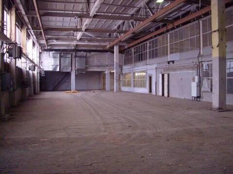 Производственно-складское помещение 710 кв.м. - Фото 1