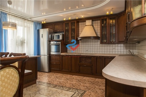 Продается полноценная 4-к элитная квартира на Чернышевского 104. - Фото 1
