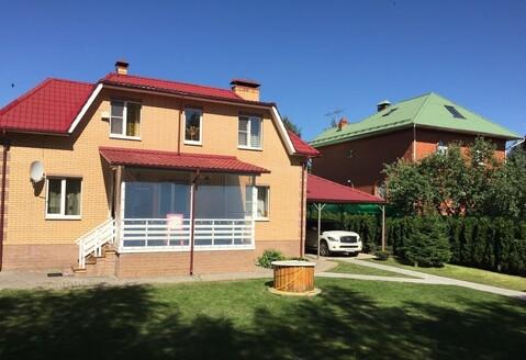 Продается 2х-этажный дом 200 кв.м. на участке 12 соток, д. Апрелевка - Фото 2
