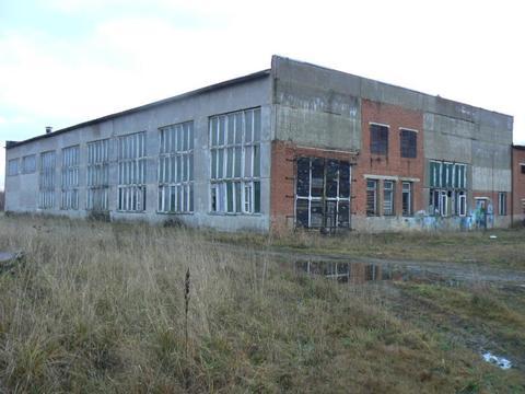 Комплекс объектов промышленного назначения общ. пл. 4518 кв.м. + 5 га - Фото 1