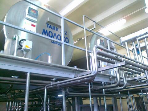Молочный завод в Дмитрровском районе - Фото 3