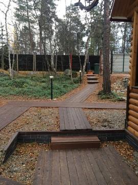 Продам дачный домик на берегу озера - Фото 4
