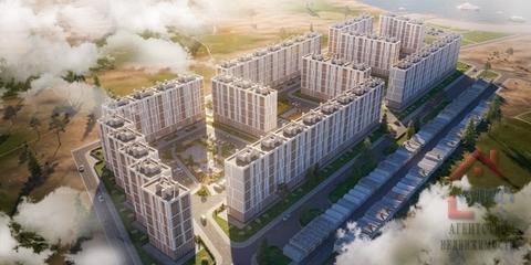 Однокомнатная квартира на берегу Черного моря - Фото 1