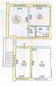 Квартира, ул. Захаренко, д.14 - Фото 2