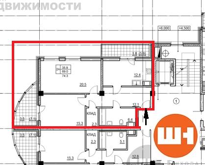 Продается 2-к Квартира ул. Ярославский проспект - Фото 5