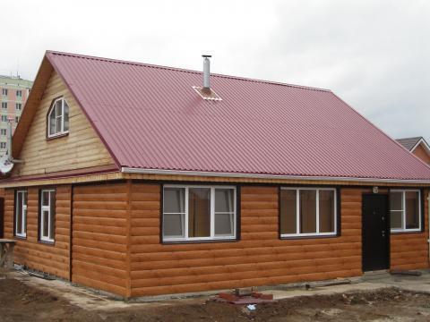 Гостевой дом в двух уровнях с баней и бассеном - Фото 1