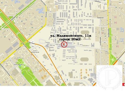 Капитальный гараж, Продажа гаражей в Красноярске, ID объекта - 400066749 - Фото 1