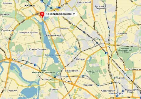 Продажа автцентра 10800 м2 на первой линии Ленинградского шоссе 71 - Фото 5