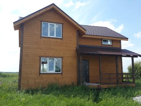 Продается деревянный дом на 8 сот. с.Малышево, Раменский район - Фото 1