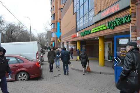 Продается помещение 158 м2, м. Сходненская (50 метров от метро) - Фото 5