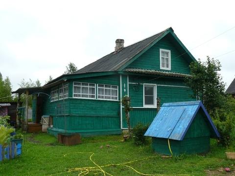 Продаётся дом с баней в д. Нарезка Любытинского р-на - Фото 2
