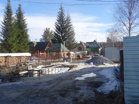 Участок в саду Трансформаторщик, 6 км Чусовского тракта, черта Екат-га - Фото 1