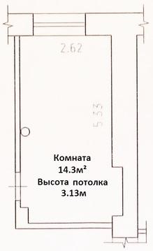 Продам комнату 14.кв.м. г.Ижевск, ул.Орджоникидзе,35. 1/2к - Фото 4