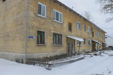 Продаю 3-х комнатную квартиру в Кимрском районе, п. Приволжский - Фото 1