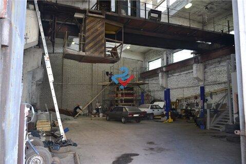 Продажа 1177 м2 производственно-складское помещение Индустриальное . - Фото 3