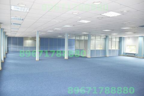 Ареда офиса Размер любой от 10 до 800 кв.м. Снять офис в Москве - Фото 2