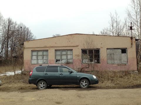Нежилое здание 190 м2 на земельном участке 12 соток в Хомяково - Фото 4