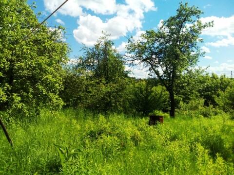 Продается участок 12 соток в СНТ Заря, 20 км. от МКАД, в г.Домодедово - Фото 1