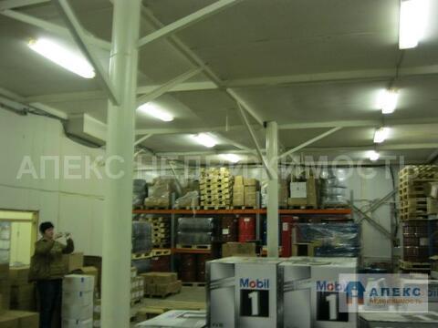 Аренда помещения пл. 230 м2 под склад, м. Текстильщики в складском . - Фото 4