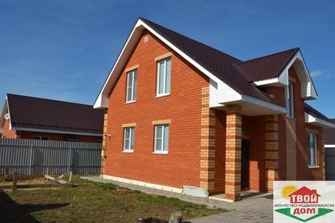 Продам дом 120 кв.м в д. Кабицыно - Фото 1