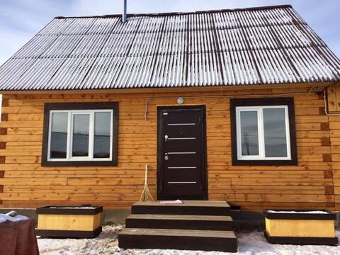 Продажа дома, Улан-Удэ, Поселье - Фото 1