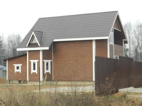 Дом в деревне (коттедж) по киевскому шоссе с магистральным газом - Фото 3