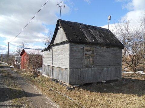 Недорогая дача в пригороде Серпухова Московской области - Фото 1