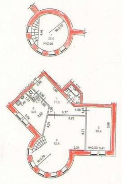 Обмен трехкомнатной квартира на недвижимость, ул. Серова,59, 120кв.м. - Фото 2