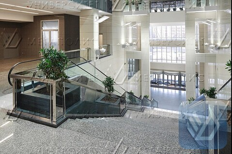 Сдам офис 1026 кв.м, бизнес-центр класса A «прео 8» - Фото 4